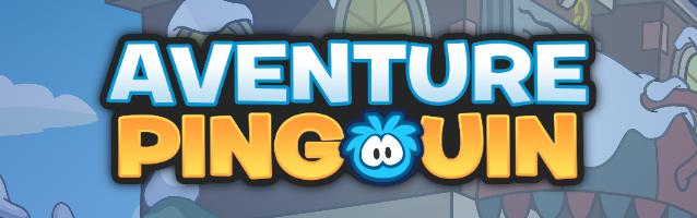 Logo Aventure Pingouin